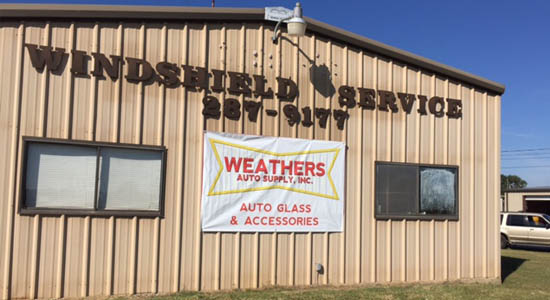 Weathers Auto Supply in Corinth