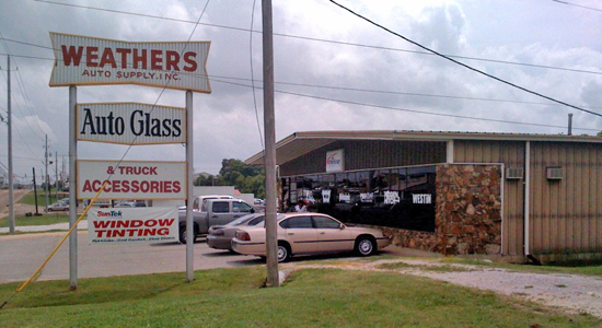 Weathers Auto Supply - Tupelo MS